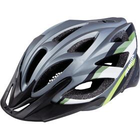 Alpina Seheos L.E. Cykelhjälm grå/flerfärgad